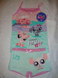 Набор нижнего белья Littlest  Pet Shop (92,98\104,110\116 см)