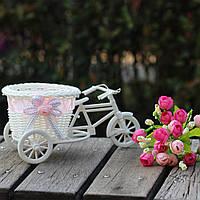 Кашпо MirAks OF-3974-03 (Велосипед)