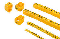 КВН 3/3 (1) Маркировочные втулки для кабелей сечением до 1,5мм2