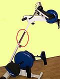 Электрический Ротор для реабилитации разработки конечностей Reck Motomed Viva 1 Electric Rotor, фото 8