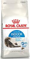 Корм для домашних длинношерстных кошек Royal Canin Indoor Long Hair