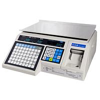 Весы CAS LP 1.6 с функцией печати этикеток