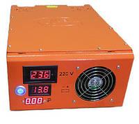 Бесперебойник ФОРТ FCX30 - 24V - ИБП (24В, 2,0/3,0кВт) - инвертор с чистой синусоидой