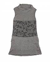 Красивое платье фирмы RTB (Италия). Декорирует изделие юбка в многочисленных оборках.