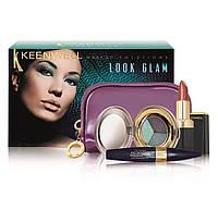 Набор косметики Look Glam, (4г+4г+7мл+1шт)