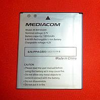 Аккумулятор Батарея MediaCom G500 / M-BAT2G500 Оригинал Б/У!!!