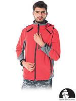 Защитная куртка из материала SOFTSHELL со светоотражающими элементами LH-MONACO C