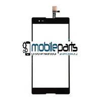 Оригинальный Сенсор (Тачскрин) для Sony D5322 Xperia T2 Ultra DS (Черный)