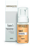 Dermaceutic Мягкая отшелушивающая и очищающая пенка Foamer 5, 100 мл, фото 4