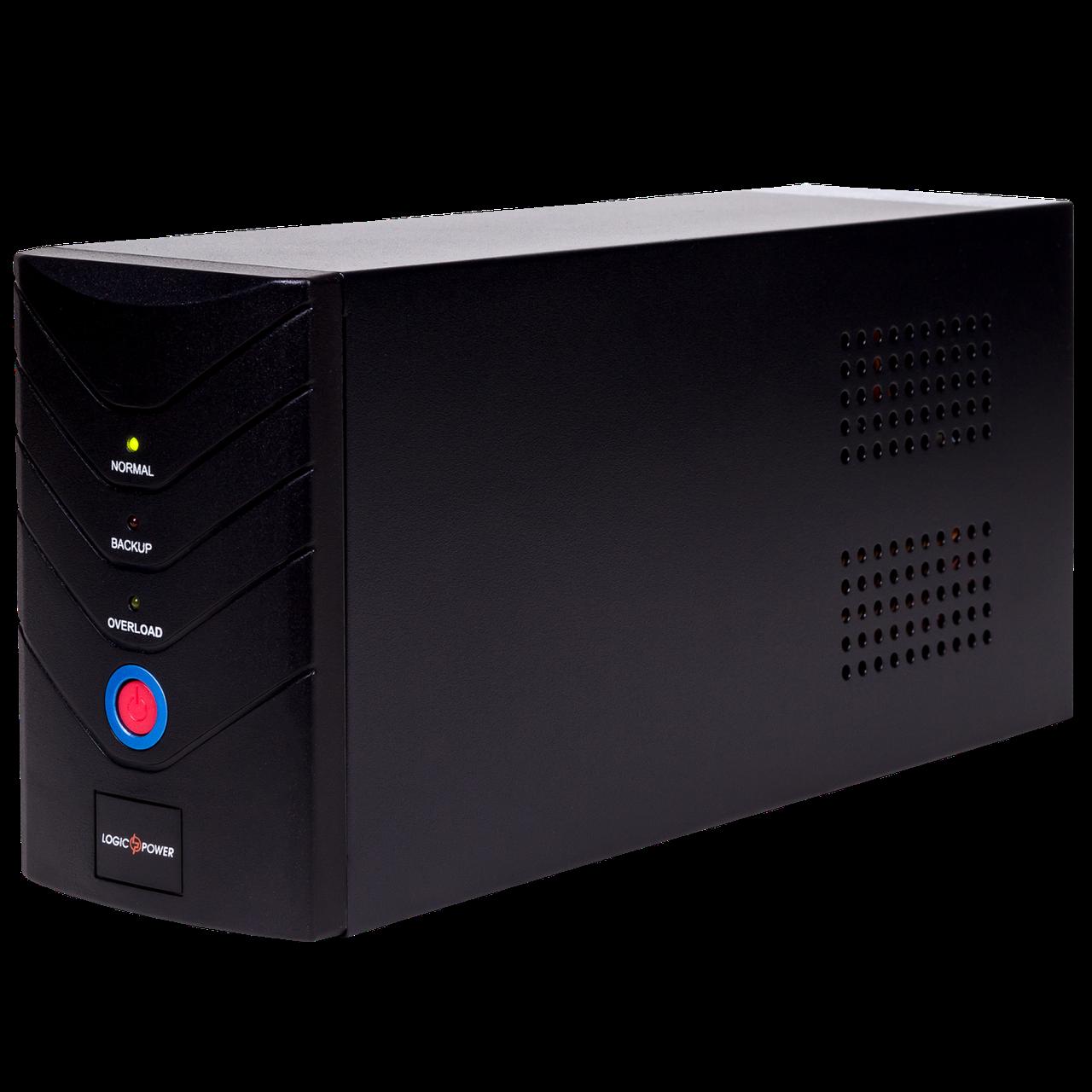 ИБП линейно-интерактивный  LP 650VA ТМ Logicpower