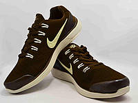 Мужские кроссовки Nike Free 3.0коричневые N15