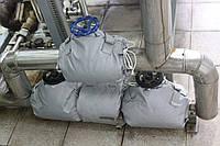 Теплоизоляционные кожухи на вентили Ду15