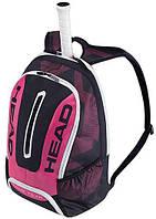 Теннисный рюкзак HEAD Tour Team Backpack 2017 726424367504 черно-розовый