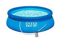 Бассейн наливной Intex 396х84 см (28142)
