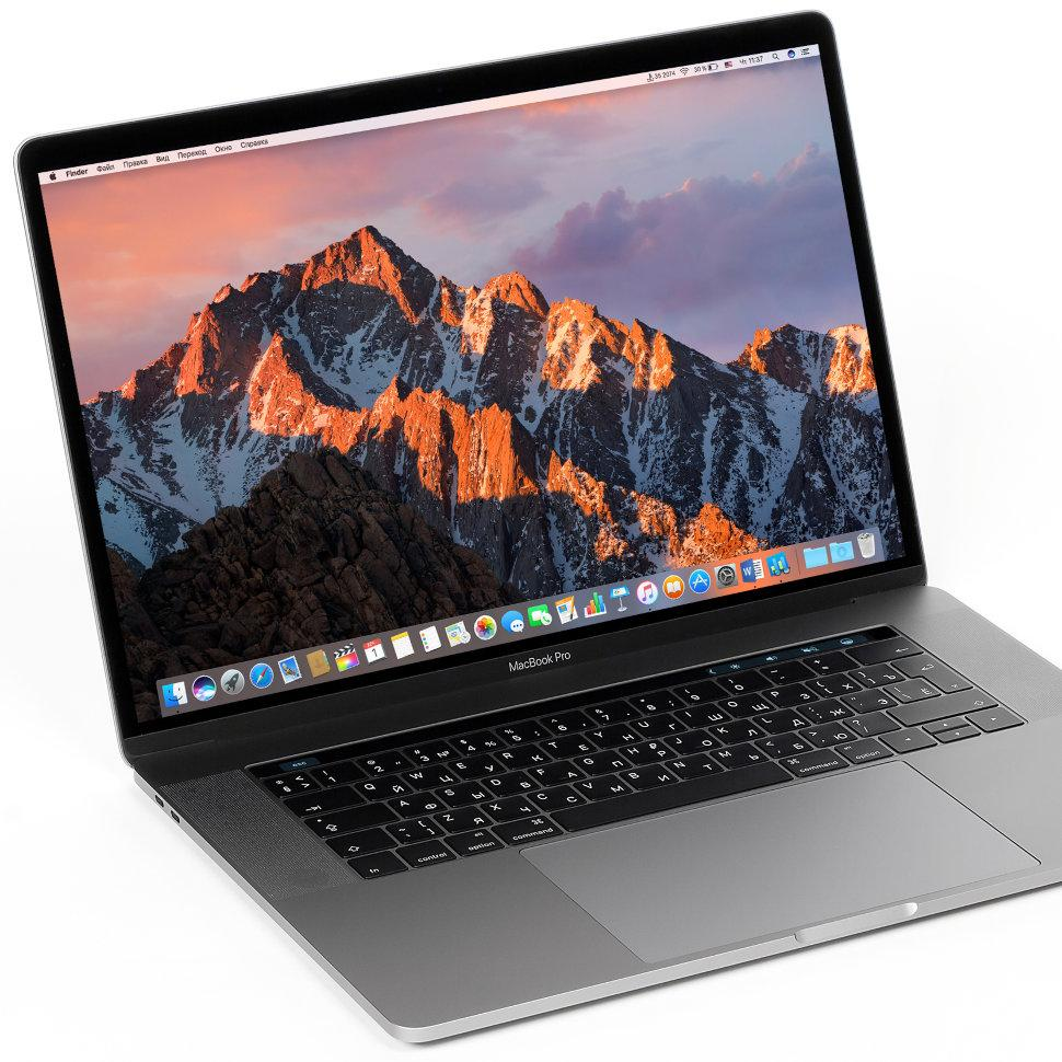 "Apple MacBook Pro Retina 13"" 128GB Space Gray (MPXQ2) 2017"