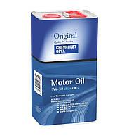 Chempioil (metal) Motor oil Chevrolet/Opel 5w30 4л