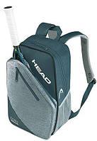 Теннисный рюкзак на 1 ракетку HEAD CORE Backpack 2017 726424366316 серый