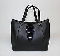 Классическая черная женская сумка