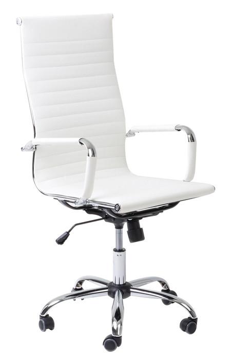 Офисный стул Exclusive white