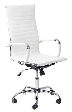 Офисный стул Exclusive white, фото 2