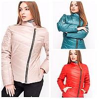 Стильная женская куртка на осень
