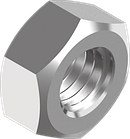 EN14399/4Mo Гайка М16 HV увеличеный размер ключа 27мм горячий цинк VARVIT