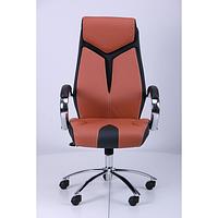 Кресло Прайм (СX 0522H Y10-02) Коричневый (AMF-ТМ)