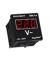 DigiTOP Вольтметр ВМ-1М однофазный щитовой NEW