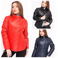 Женская демисезонная куртка 42-56 размер