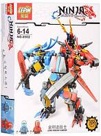 Конструктор Ninja Робот Кая 8902