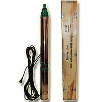 Погружной глубинный насос для скважин центробежный 100 QJD 2-90/16-1,1 HydraWorld