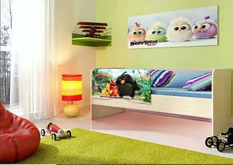 Детская кровать «Энгри Бердс»