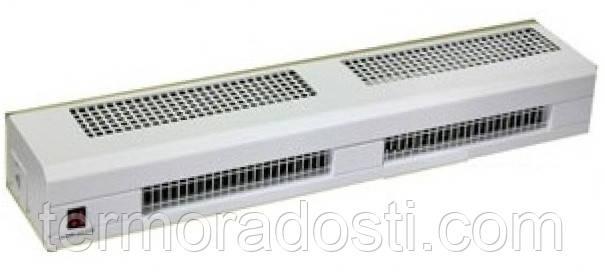 Воздушная тепловая завеса Днипро ТЭВ-Н 6 кВт /220(380)
