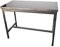 Стол производственный ( 600х600х850 ) из нержавейки
