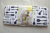 Коврик полотенце для сушки посуды 38 Х 50 см