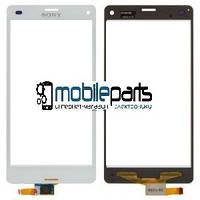 Оригинальный Сенсор (Тачскрин) для Sony D6603 Xperia Z3 | D6633 | D6643 | D6653 (Белый)