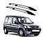 Рейлинги Peugeot Partner 1996-2008 с металлическим креплением , фото 3