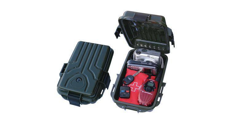 Герметичный бокс MTM Survivor Dry Box Water Resistant, фото 2