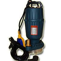 Дренажный насос чугунный корпус QDX 1,5-16-0,37 HydraWorld