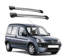 Поперечные рейлинги Peugeot Partner 1996-2008