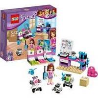 Конструктор LEGO серия Friends Творческая лаборатория Оливии 41307