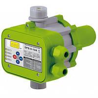 Автоматика для насосов с защитой от сухого хода пресс контроль DPS-II-12A Насосы+