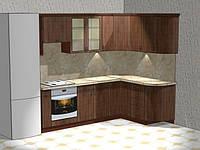 Кухня модульная МДФ в матовой пленке