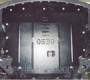 Защита двигателя Hyundai Accent III 2006-2010  (Хундай Акцент), фото 2