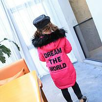 Детское пальто с принтом, фото 2