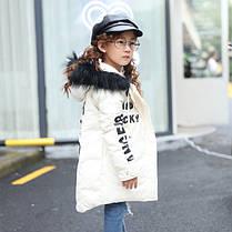 Детское пальто с принтом, фото 3
