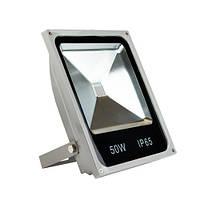 ЛЕД прожектор желтый (50 Вт, IP65)