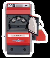 Пеллетный котел. Экологические и полностью автоматизированный котел «ATMOS» для древесных гранул ATMOS D 14 P