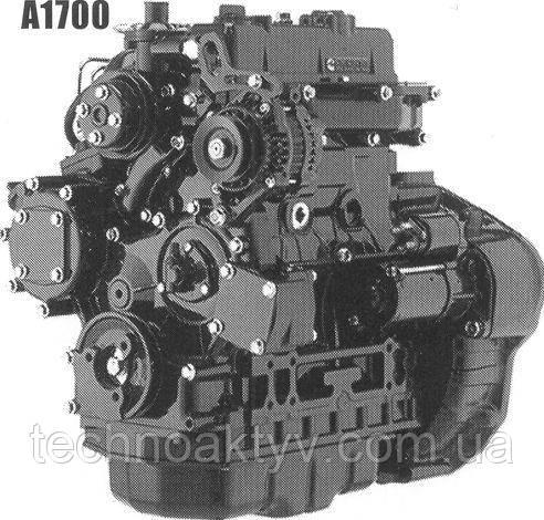 Двигатели Cummins A1700