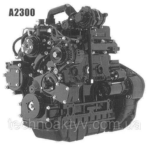 Двигатели Cummins A2300